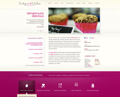evelyns-kitchen.com